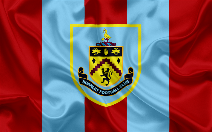 Download Wallpapers Burnley, Football Club, Premier League