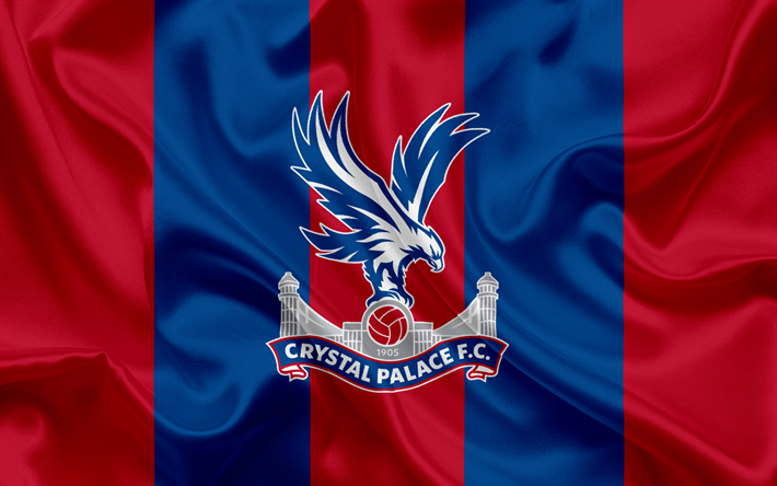 Download Wallpapers Crystal Palace FC, Football Club