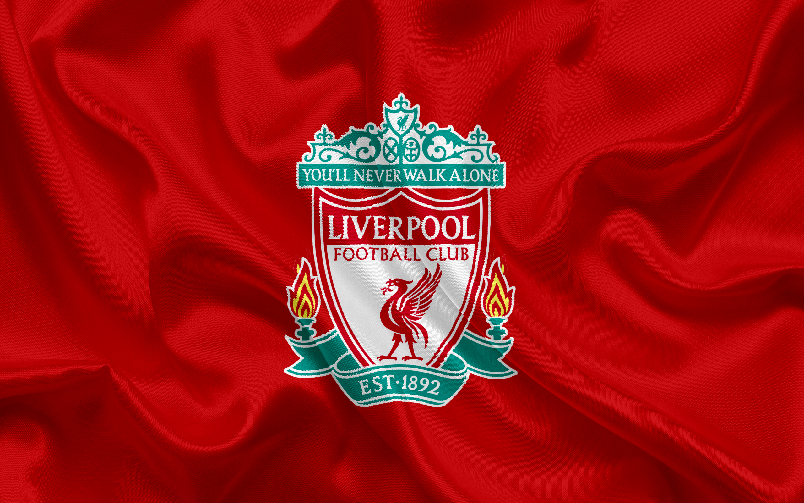 Download Wallpapers Liverpool FC, Football Club, Premier
