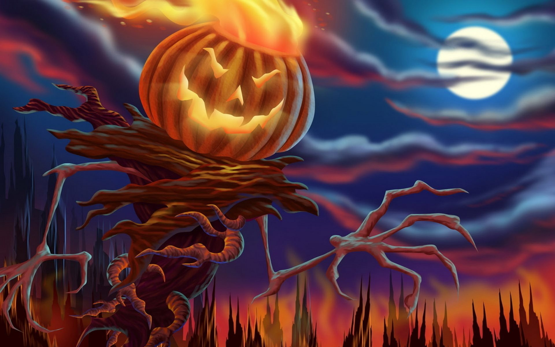 Download halloween pictures free Cached