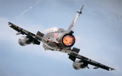 Mirage 2000N, fighter, turbine, French Air Force