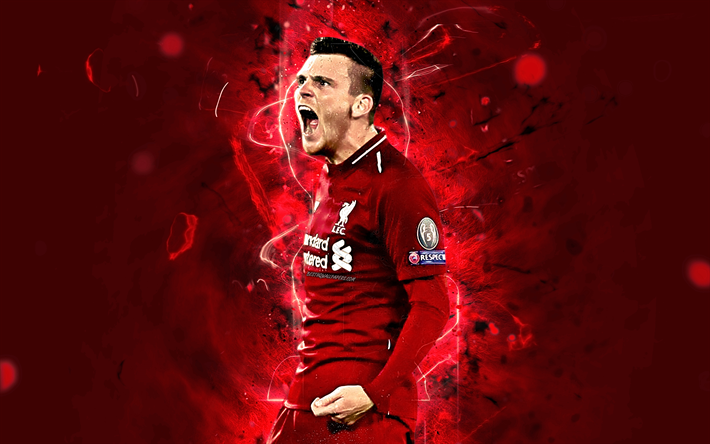 Download Wallpapers Andrew Robertson, Abstract Art