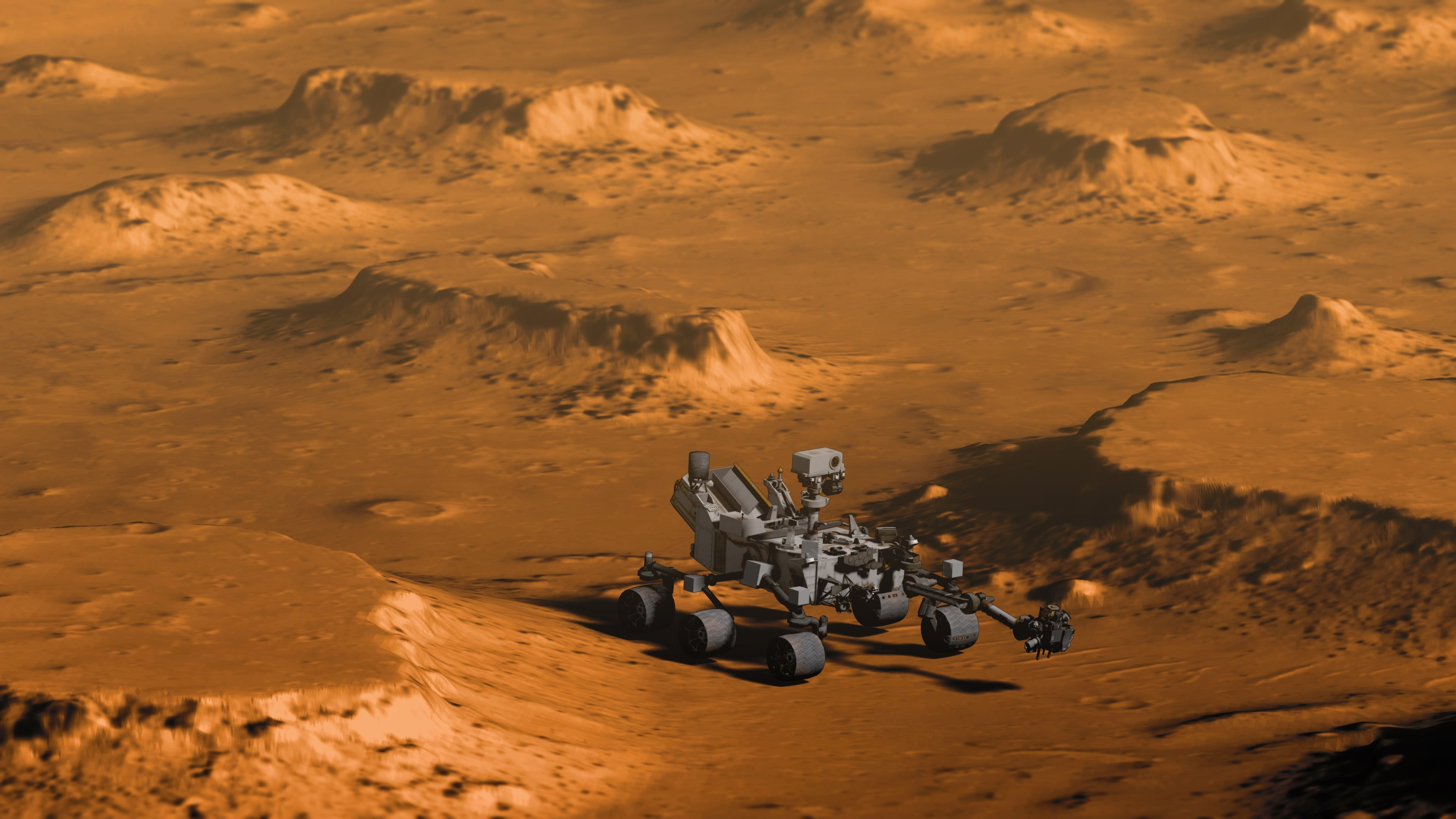 curiosity sunrise fl - HD 2560×1440