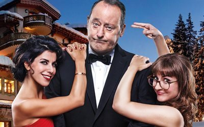 Mes tresors, 2017, Jean Reno, Camille Chamoux, Reem Kherici