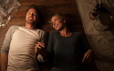 Come and Find Me, 2016, Aaron Paul, Annabelle Wallis