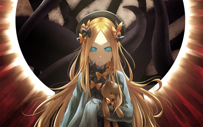 Download wallpapers Foreigner, art, anime characters, manga
