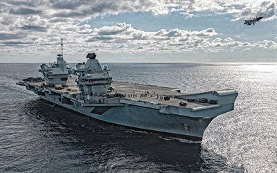 HMS Queen Elizabeth, R08, Royal Navy, lead ship, aircraft carrier, Queen Elizabeth class, Royal Navy of the United Kingdom, UK Navy
