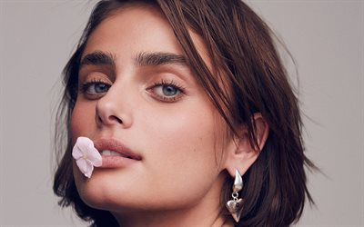 Taylor Hill, American fashion model, makeup, beautiful woman, American supermodel, photoshoot, beautiful female eyes