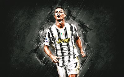 Cristiano Ronaldo, CR7, Juventus fc, 2021, football, world football stars
