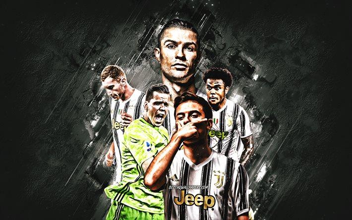 Download Wallpapers Juventus FC Italian Football Club