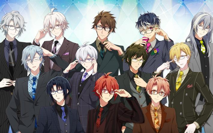 Anime Characters 2018 : Descargar fondos de pantalla idolish la japonesa