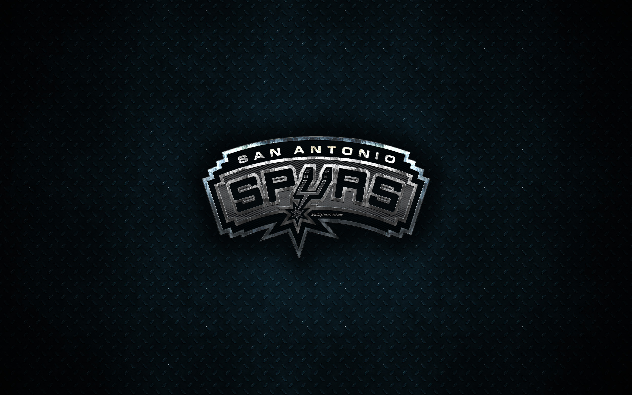Download Wallpapers San Antonio Spurs 4k American Basketball