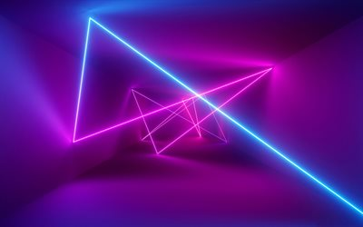 neon light background, neon lasers, bright purple background, neon backgrounds