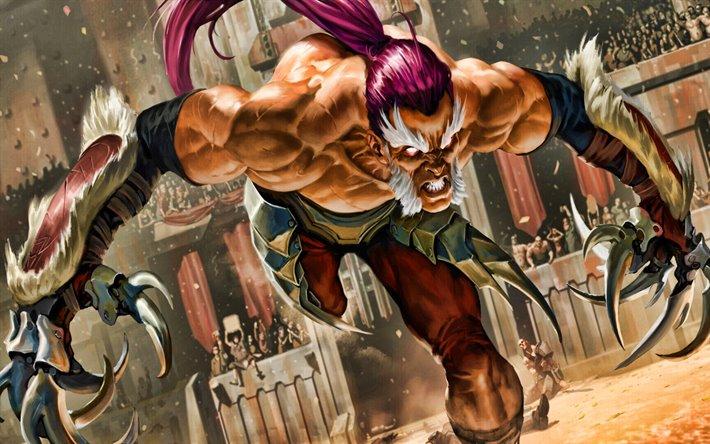 Warrior Games 2020.Download Wallpapers Savage Reckoner Warrior 2020 Games