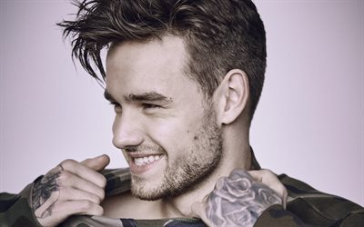 Liam Payne, british singer, portrait, photoshoot, popular singers