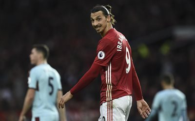 Zlatan Ibrahimovic, Manchester Unaited, Football, England, Premier League