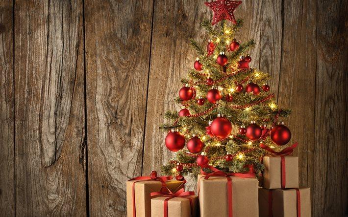 herunterladen hintergrundbild weihnachtsbaum 2017 rot. Black Bedroom Furniture Sets. Home Design Ideas
