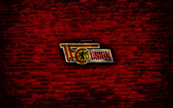 Herunterladen Hintergrundbild Union Berlin Fc Logo Rote