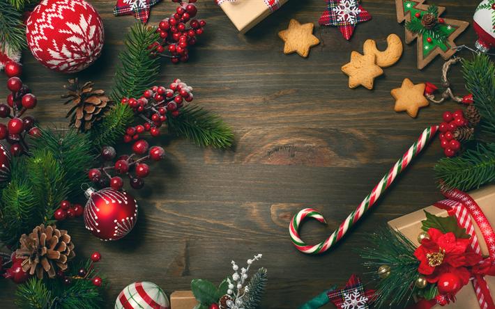 Frohe Weihnachten Rahmen.Herunterladen Hintergrundbild Holz Weihnachten Hintergrund