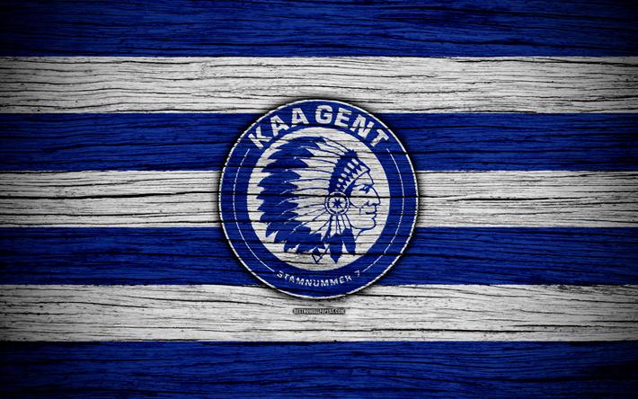 K.A.A. Gent Teams Background