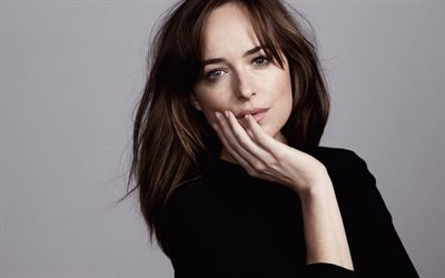 Dakota Johnson, American actress, Hollywood star, portrait, photoshoot, American star, popular actress