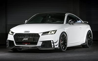 ABT, tuning, Audi TT RSR, 2017 cars, german cars, sportcars, Audi