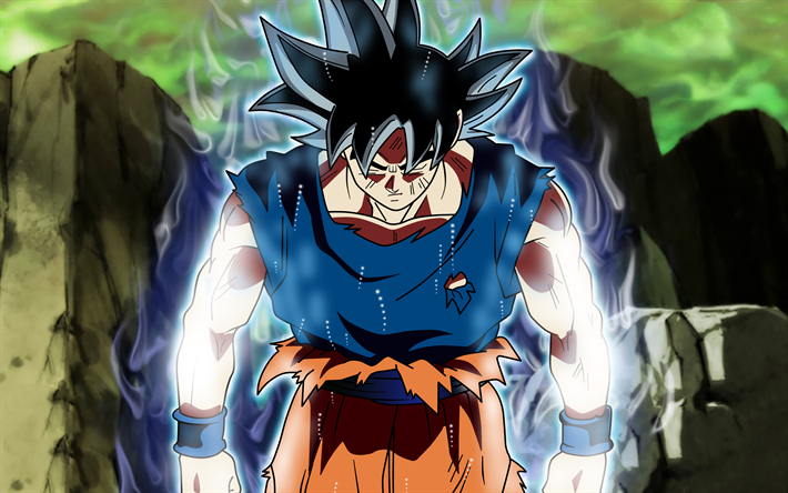 Download Wallpapers Ultra Instinct Goku Son Goku 4k Dragon Ball Art Migatte No Gokui Mastered Ultra Instinct Dragon Ball Super Super Saiyan God Dbs For Desktop Free Pictures For Desktop Free