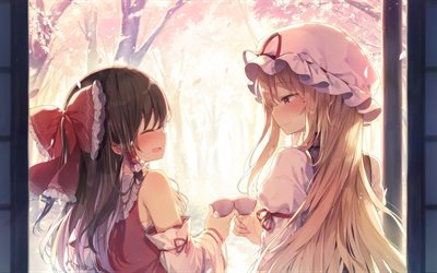 Download Wallpapers Reimu Hakurei For Desktop Free High Quality Hd Pictures Wallpapers Page 1