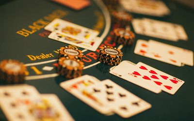 poker, casino, playing cards, casino chips, poker table, casino concepts