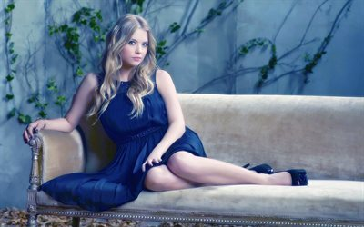 ashley benson, actress