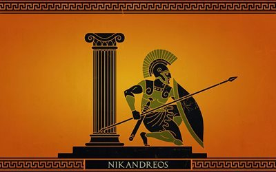 apotheon, nikandreos, computer game
