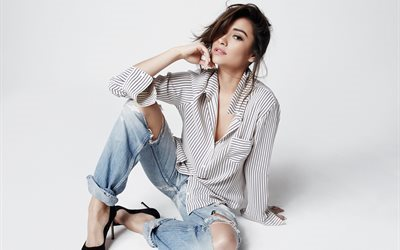shay mitchell, canadian actress, model