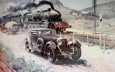 terence cuneo, british artist