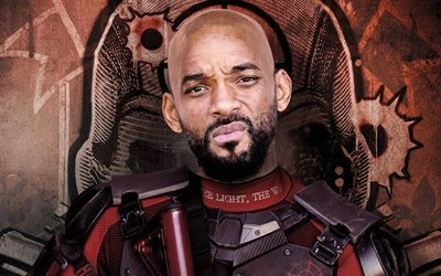 will smith, suicide squad, 2016, thriller de ficção, floyd lawton