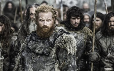 game of thrones, kristofer hivju, série, christopher chivu, o ator norueguês