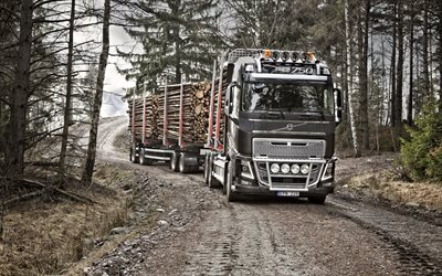 volvo, truck, fh 16