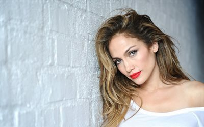 Jennifer Lopez, make-up, singer, beautiful woman, j lo