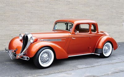 ford, 1933, hot rod, costom