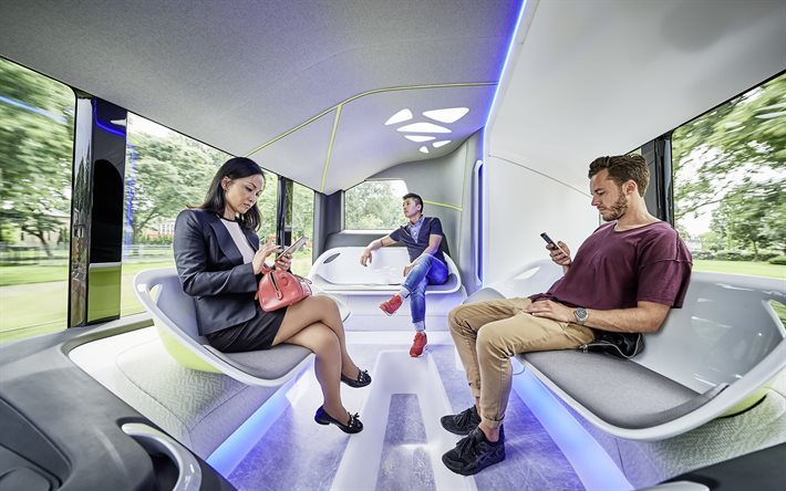 2016, concept, mercedes-benz, future bus