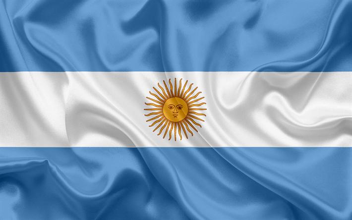 Descargar Fondos De Pantalla Bandera Argentina Argentina