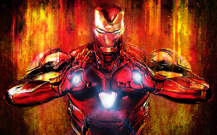 Download wallpapers 4k, Iron Man, 2019 movie, Avengers ...