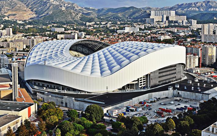 Télécharger Fonds D écran Stade Velodrome Marseille France
