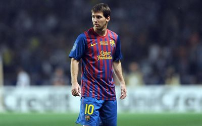 Lionel Messi, Barcelona, fotboll, superstar