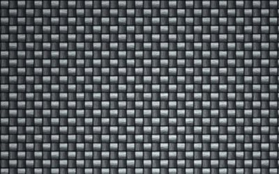 gray carbon background, squares patterns, gray carbon texture, wickerwork textures, carbon patterns, carbon wickerwork texture, lines, carbon backgrounds, gray backgrounds, carbon textures
