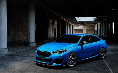 3d design, tuning, bmw 2-series gran coupe, 2020 autos, f44, 2020 bmw 2-series gran coupe, deutsche autos, bmw