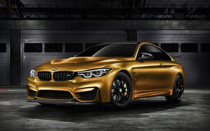 Download Wallpapers 4k Bmw M4 Gts Supercars 2018 Cars