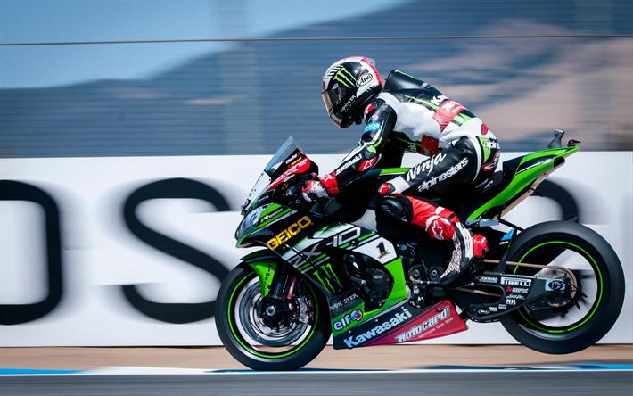 Download Wallpapers Motogp Kawasaki Racing Team Jonathan Rea