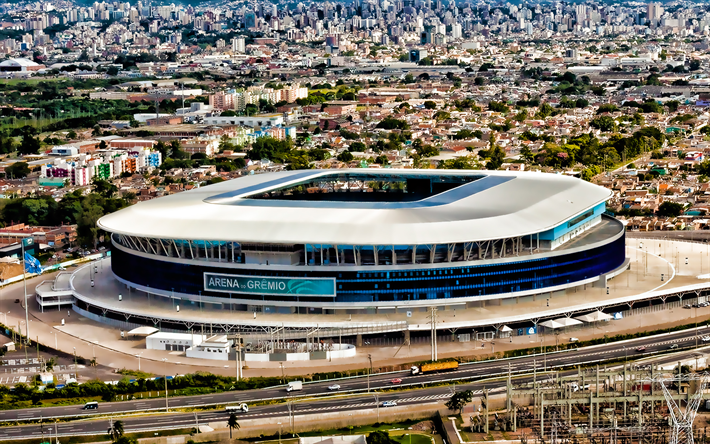 584fc23d1 Download wallpapers Arena do Gremio