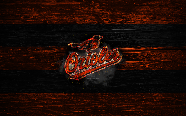 Download wallpapers Baltimore Orioles