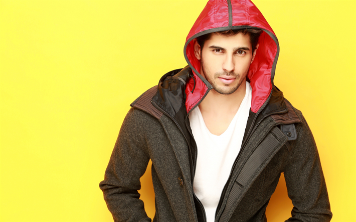 Sidharth Malhotra, indian actor, photo shoot, portrait, Bollywood, India